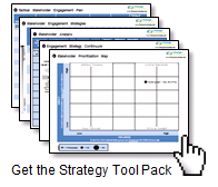Get the Stakeholder Engagement Strategy Tool Pack