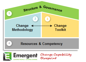 Emergent Change Capability Building