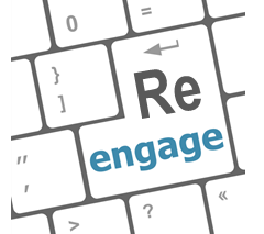 RE-Engage Button