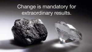 Metaphor for change